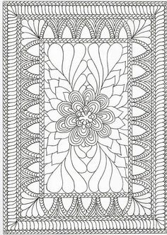Coloring pages for adults: