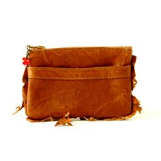 Yves Saint Laurent YSL Rare Vintage Leather Agenda Wallet ...