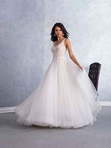 bcca1d9b9c2 Alfred Angelo Bridal Style 3009 from All Wedding Dress Collections