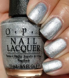 OPI By The Light of the Moon // @kelliegonzoblog