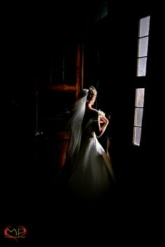 Wedding in Venice / Drawing with the light