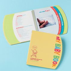 The Best Personalized Baby Gifts: My Baby Book   RegistryFinder.com