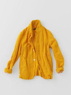 Casey Vidalenc : Yellow Tailored Jacket
