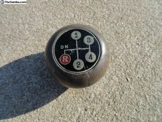 """vw beetle gear shift knob"""