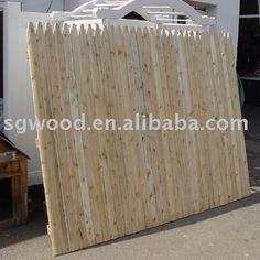 palissade bois fait main recherche google id es pour la maison pinterest google et recherche. Black Bedroom Furniture Sets. Home Design Ideas