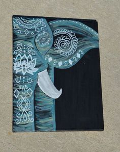 Check out this item in my Etsy shop https://www.etsy.com/listing/400528355/handpainted-elephant-mandala-canvas