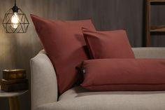 Hauz Dacorative Pillows Terracotta Terracotta, Decorative Throw Pillows, Bed Pillows, Pillow Cases, Collection, Home, Pillows, Accent Pillows, Ad Home