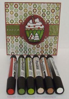 Cards made with elizabeth craft designs peel off sticker for Elizabeth craft microfine glitter