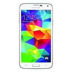 Samsung Unlocked Cell Phone Galaxy S5 16GB White Android Smartphone Refurbished  #Samsung