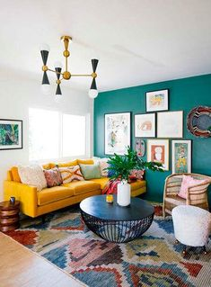 Contemporary Living Room Interior Design Ideas down Gut Renovation Synonym long Renovations Contractors Owen Sound round Renovation Contractors Brantford Bohemian Living Room, Room Design, Colorful Interior Design, Home Decor, Colourful Living Room, Contemporary Living Room Design, Interior Design Living Room, Interior Design, Colorful Eclectic Living Room