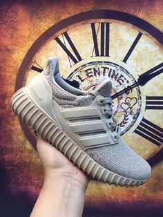 new product 27610 ee1d6 Adidas Yeezy Ultra Boost 2016-2017 Olive UK Trainers 2017 Running Shoes 2017