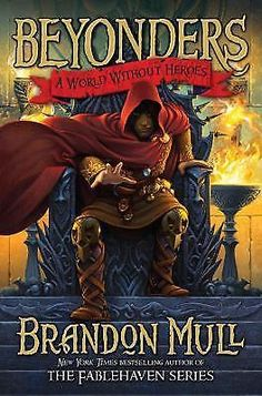 A World Without Heroes Beyonders Mull Brandon Hardcover | eBay