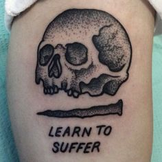 heavy black old school tattoo - Google Search