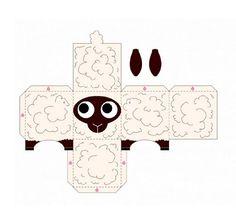 Caja oveja