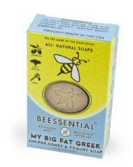 My Big Fat Greek Yogurt and Honey Soap