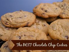 Super Savings: The Best Chocolate Chip Cookie Recipe Ever....Seriously!