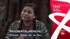 Rigoberta Menchú: líder indígena guatelmateca. A la explotación laboral a la que fue sometida le siguió la muerte de cinco miembros de su familia, fruto de la violencia rural en un país dominado por terratenientes y militares. Fue entonces cuando se comprometió de lleno con la lucha por la libertad, la justicia y los derechos humanos, en especial de los pueblos indígenas. En 1992 recibió el premio nobel de la paz en reconocimiento a su trabajo.
