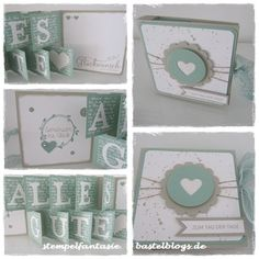 Stampin Up_Accordeon Card_Akkordeon Karte_Hochzeit_Minzmakrone_Saharasand_Stempelfantasie