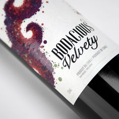 Bodacious Wine on Packaging of the World - Creative Package Design Gallery