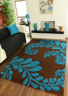 Love This Bold Area Rug