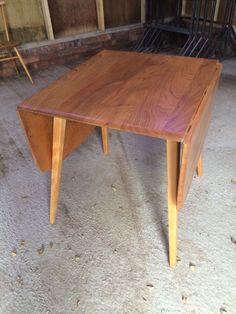 Stunning Ercol Drop Leaf Table - Vintage Tweaks Ebay Store