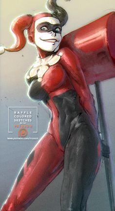 Harley - https://froxalt.deviantart.com/