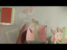 Easter Bunny Berry Basket - YouTube
