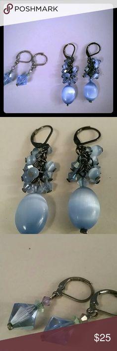 Dabby reid earrings lot of two Great condition, pretty! Dabby Reid  Jewelry Earrings