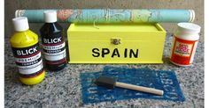 Freeform : DIY Vacation Souvenir Crafts | Wayfair  Good idea for god daughter who is going to Spain this spring.