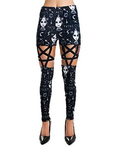 Rat Baby Goth Emo Dark Magic Pentagram Cut Out & Wednesday Addams Leggings (S) Too Fast http://www.amazon.com/dp/B01DOQMZ0E/ref=cm_sw_r_pi_dp_olE.wb1DKV69A