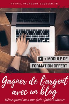 Comment gagner de l'argent avec un blog quand on a peu de trafic ? #monétisation #blog #blogging #trafic #argent #blogueurpro