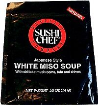 Asian Soups Miso Clear White Miso Etc | eBay $3.99-$6.99