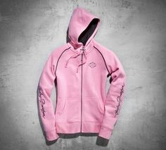 Wear your support for a cure with the Pink Label Activewear Hoodie. Size 2W please