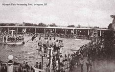 Olympic Park - Newark, New Jersey 1923