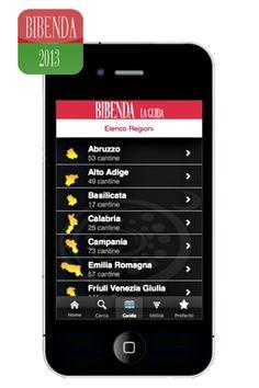 BIBENDA 2013 Best Italian Wines 2013 The App