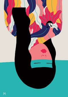 Beautiful work by Berlin, Germany-based illustrator Michela Picchi. More images below.        Michela Picchi's Website