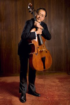 Yo-Yo Ma:  The cellist trying to bring alien societies together, with a little help from Bach