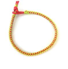 Neon Friendship Bracelet by Daniblu