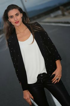 SATURDAY NIGHT OUT OUTFIT. See more details at http://www.bymedidri.com/2013/12/saturday-night-out-outfit.html