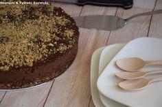 Νηστίσιμη τούρτα Φερρέρο Ροσέ 4 Tiramisu, Sweets, Vegan, Cooking, Ethnic Recipes, Desserts, Food, Kitchen, Tailgate Desserts