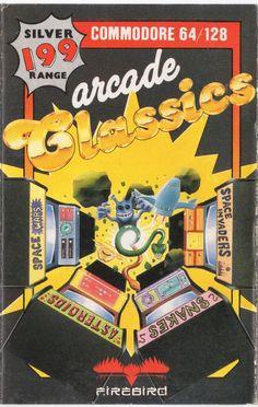 Arcade Classics (C64)
