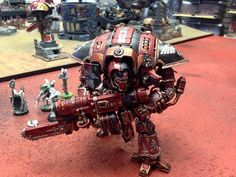 Conversion, Imperial Knights, Warhammer 40,000
