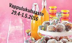 Ullan Luetut kirjat: Vappulukuhaaste 2016 ja Kevään kaunottaret