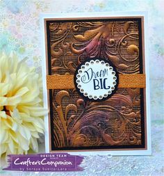 Gemini CHRISTMAS 5x7 /& 6x6 3D Embossing Folders /& Stamps By Crafters Companion