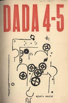 Revue Dada, Zurich et Paris, 1917-1921 - ShigePékin