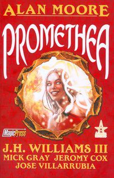 Alan Moore Promethea 5