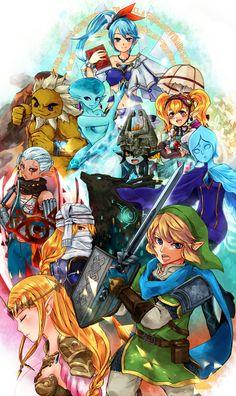 Hyrule Warriors!