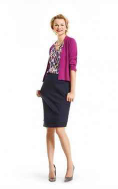 Women's Work Outfits - cabi Spring 2016 Collection