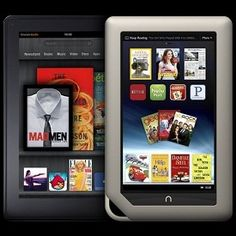 """PC Magazine's """"The Best Ebook Readers"""" reviews."""