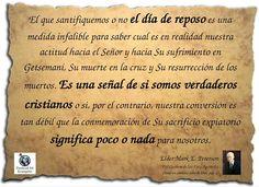 El santificar el día de reposo es una indicación de nuestra profunda conversión y de nuestra disposición a guardar los convenios sagrados